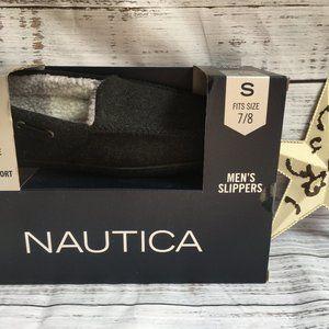 Nautica Men's Slippers size small 7/8 - V